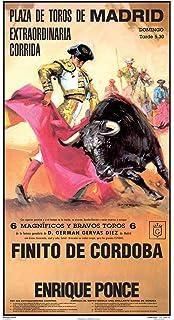 Cartel de toros con un nombre personalizable - Curro R. / José ...