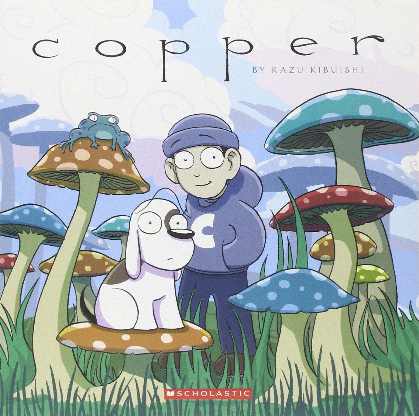 Copper Kazu Kibuishi