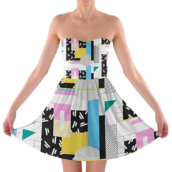 Bra top cocktail dresses