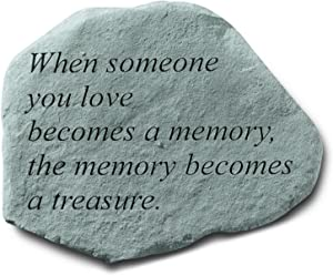 Stepping Stone- When someone you love