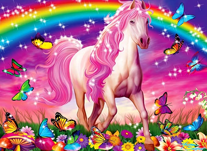 rainbow-unicorn-with-magic-around