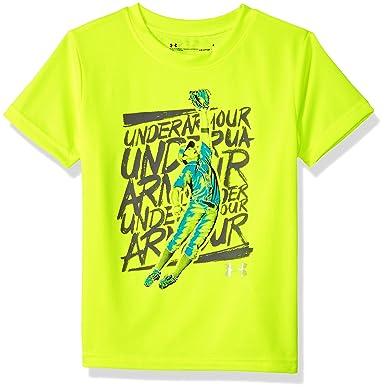 75b191d70c Amazon.com: Under Armour Boys' Baseball Web Short Sleeve T-Shirt ...