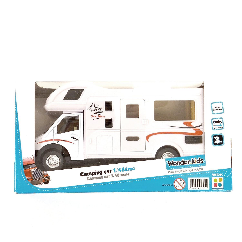 Camping car 1//48e A1200071 WDK PARTNER V/éhicules miniatures