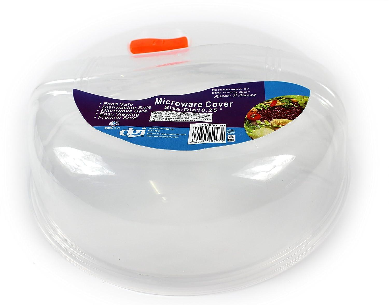 New Safe microonde ventilato cibo piatto piatto di plastica