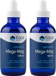 Trace Minerals Mega-Mag (Pack of 2)