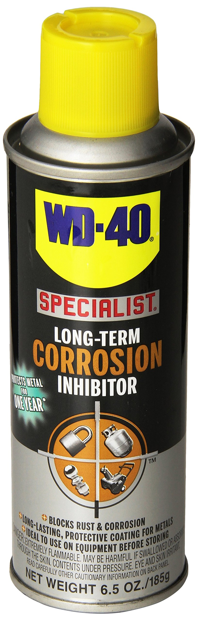 WD-40 Specialist Long-Term Corrosion Inhibitor, 6.5 OZ [6-Pack]