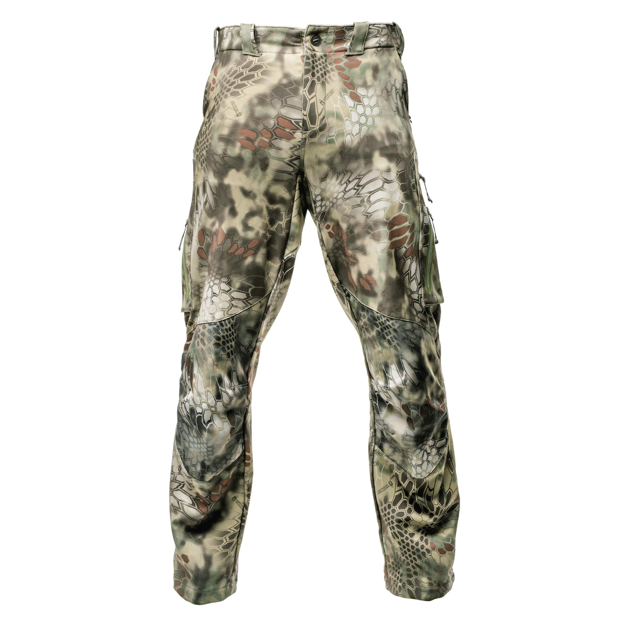 Kryptek Dalibor 3 Camo Hunting Pant (Dalibor Collection), Mandrake, 40X32 by Kryptek