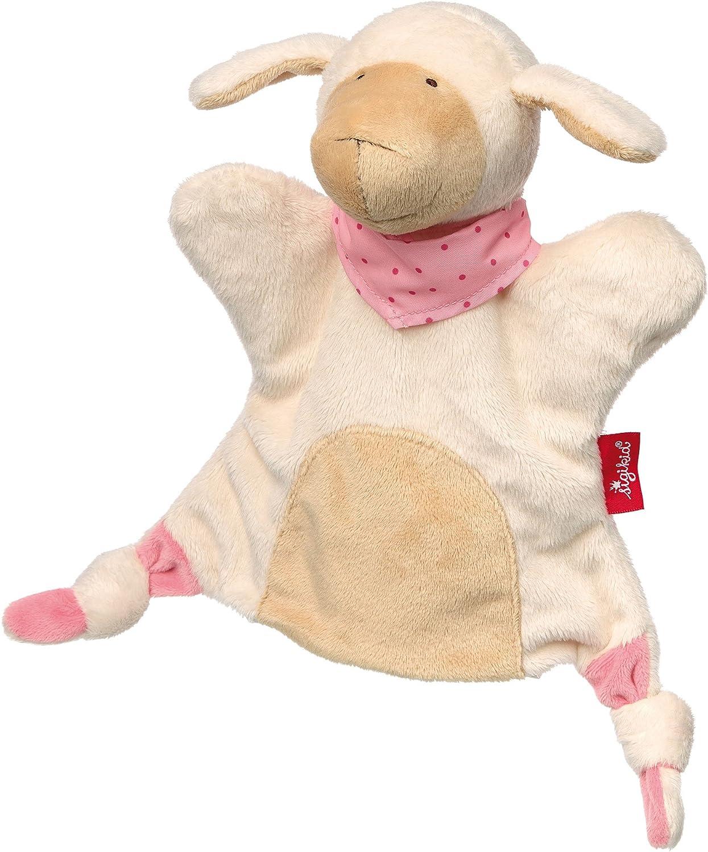 Sigikid 41988Oveja Colcha marioneta de Mano, 3x 16x 10cm