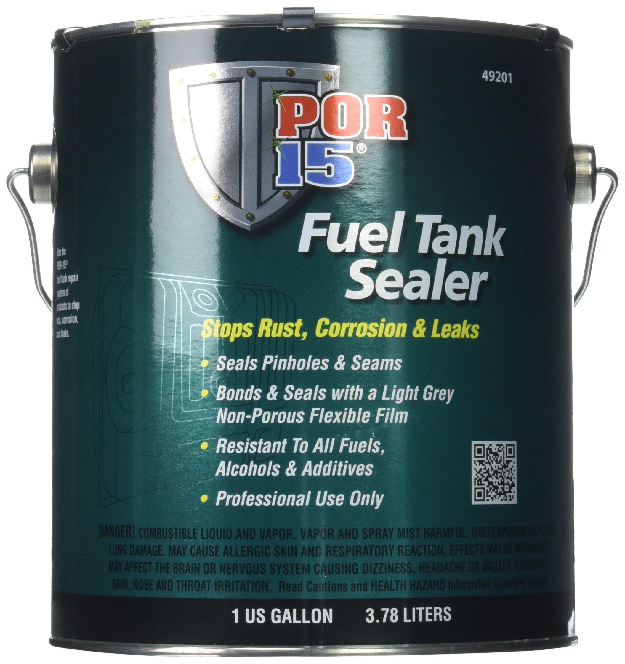 POR-15 49201 Fuel Tank Sealer - 1 gallon by POR-15