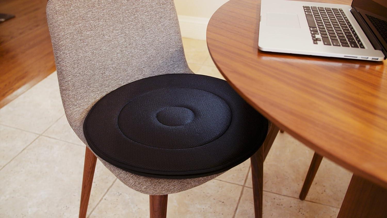 Amazon.com: Cojín giratorio de asiento giratorio para ...