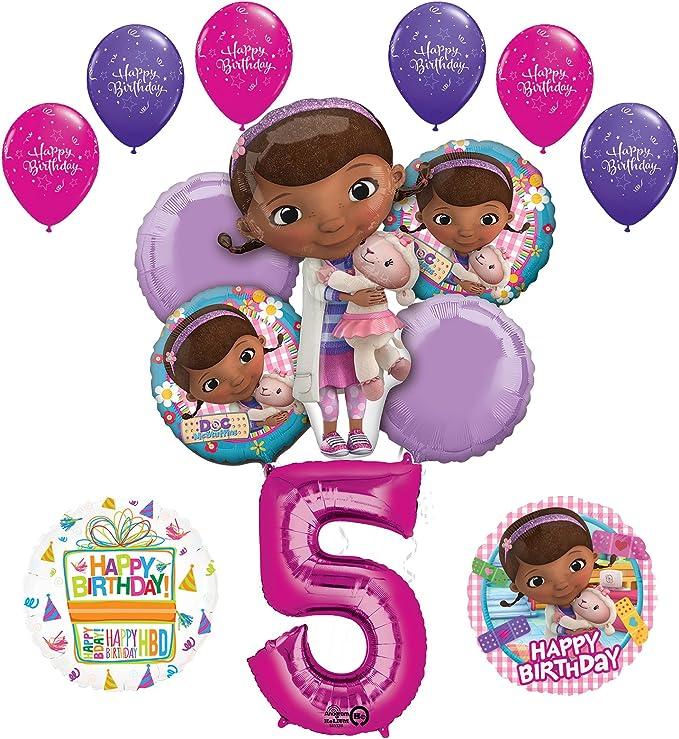 Disney Doc McStuffin Autocollant Fun Kit-Kids Party Favor Stocking Filler Cadeau