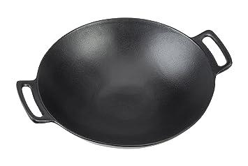 Enders Gasgrill Wok : Landmann wok um670520 schwarz 20x10x8 cm 670149: amazon.de: garten