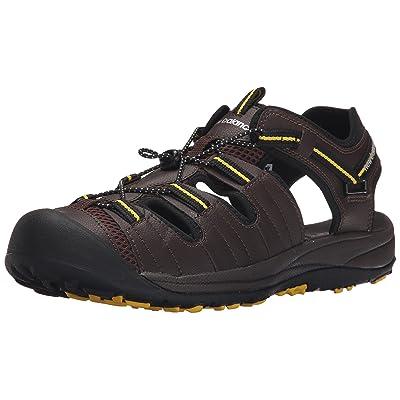 New Balance Men's Appalachian Closed-Toe Sandal   Sport Sandals & Slides
