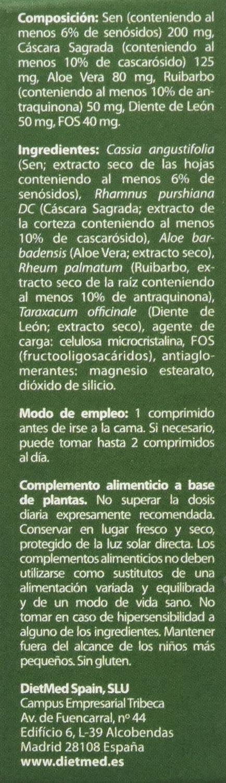 DietMed Depurlax Rapid - 30 Cápsulas: Amazon.es: Salud y cuidado personal