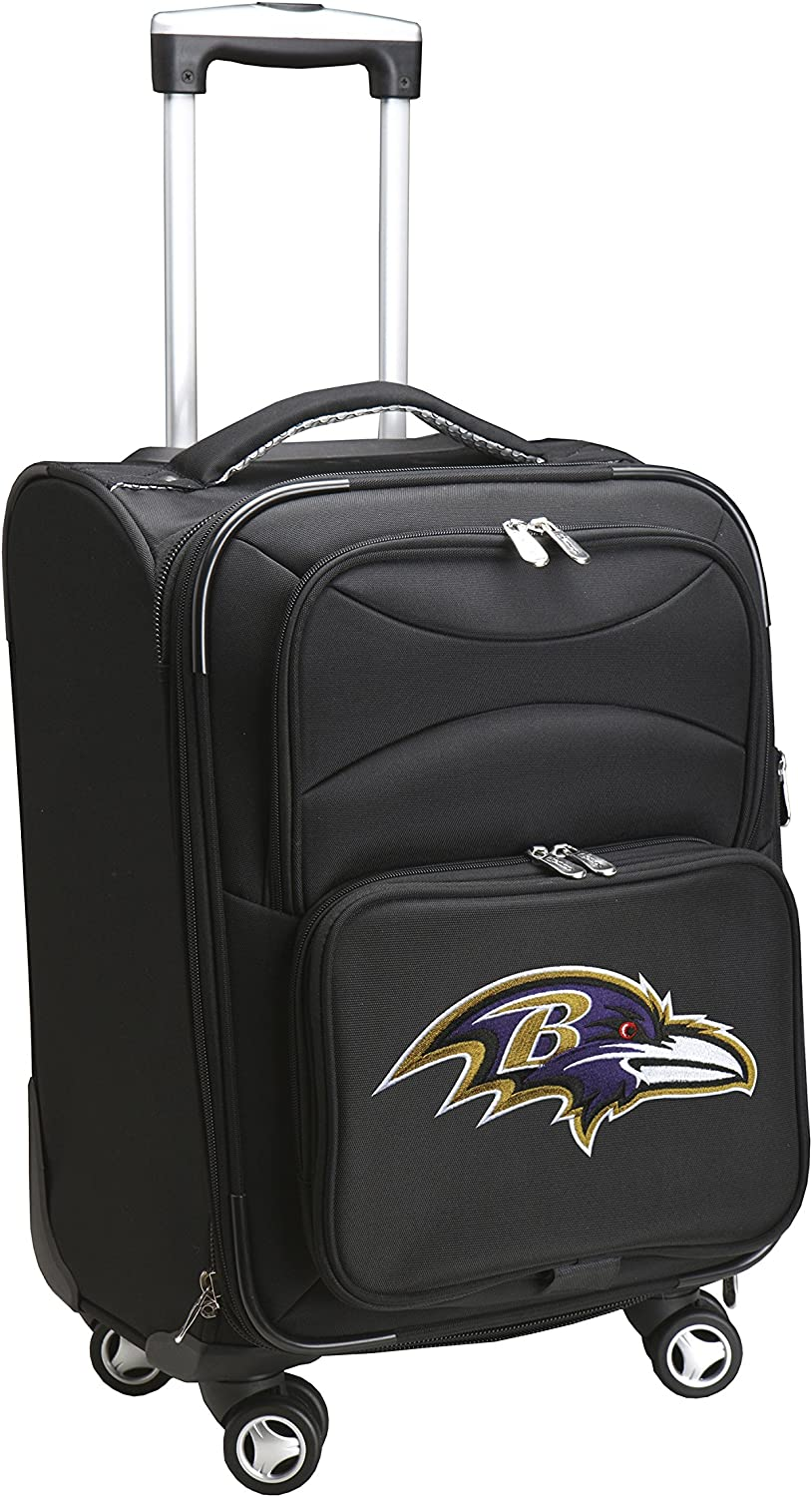 NFL Carry-On Luggage Spinner