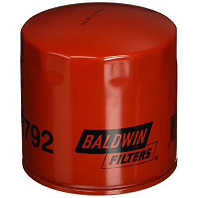 Baldwin BF792 Heavy Duty Diesel Fuel Spin-On Filter: Automotive