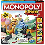 Hasbro France - A69844470 - Jeu - Monopoly Junior