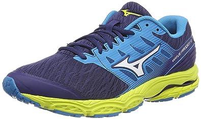 a15957e0b810 Mizuno Men's Wave Prodigy 2 Low-Top Sneakers: Amazon.co.uk: Shoes & Bags