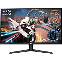 Deals on LG 32GK650G-B 32-inch 2560x1440 QHD 144Hz Gaming Monitor