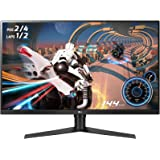 """LG 32GK650G-B 32"""" QHD Gaming Monitor with 144Hz Refresh Rate and NVIDIA G-Sync"""