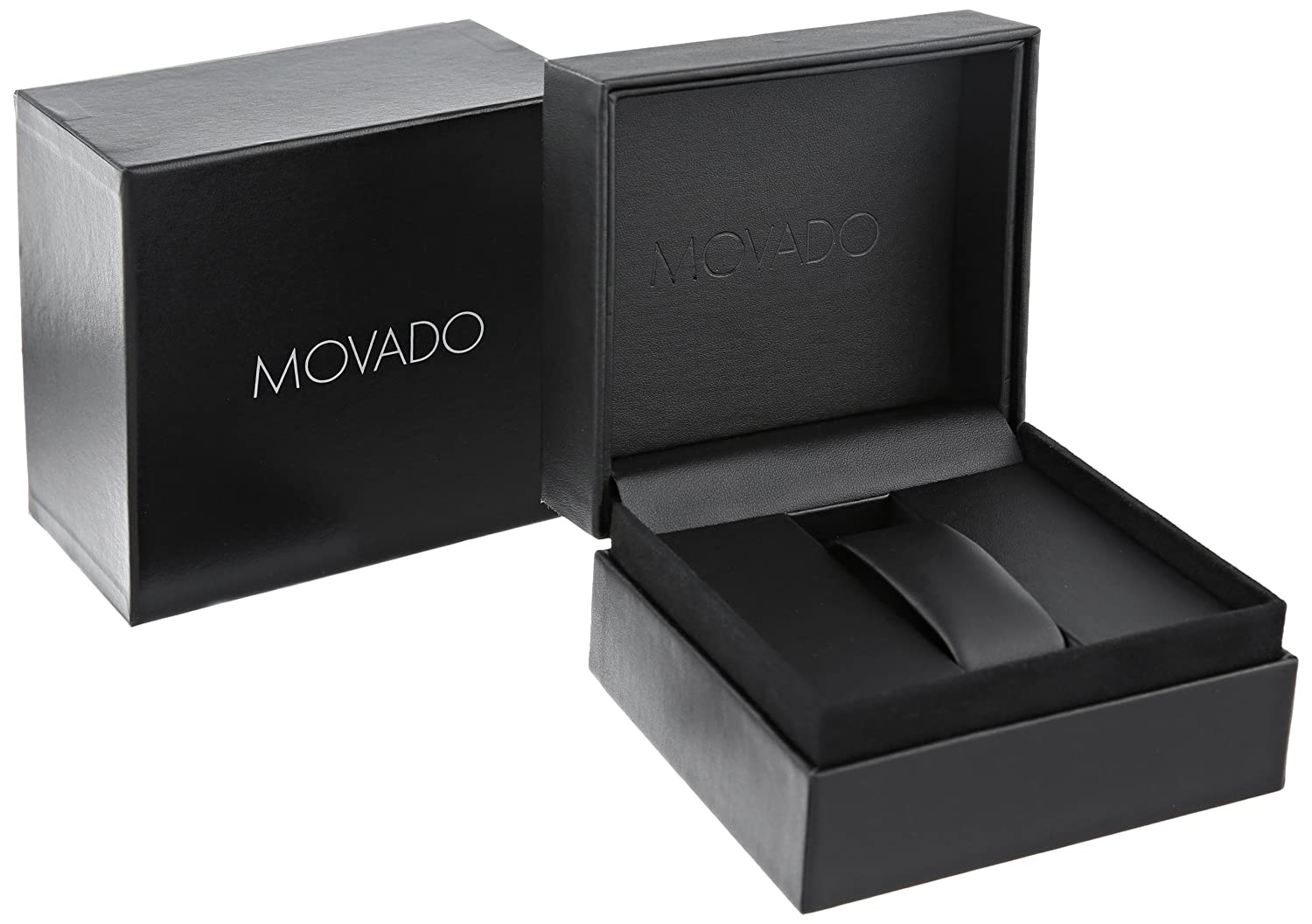 amazon com movado men s 2600096 series 800 stainless steel amazon com movado men s 2600096 series 800 stainless steel watch black leather band watches
