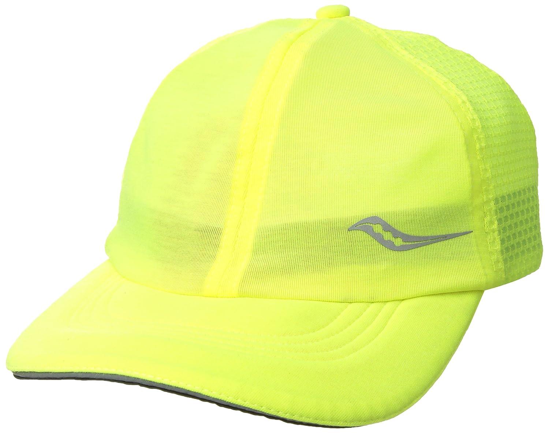 Saucony Freedom Unisex Cap Yellow  Amazon.co.uk  Clothing 4cc067a9b870