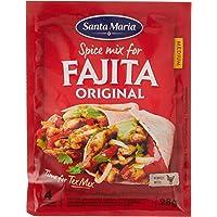 Santa Maria Tex Mex Fajita Spice Mix Original (Medium), 28 g
