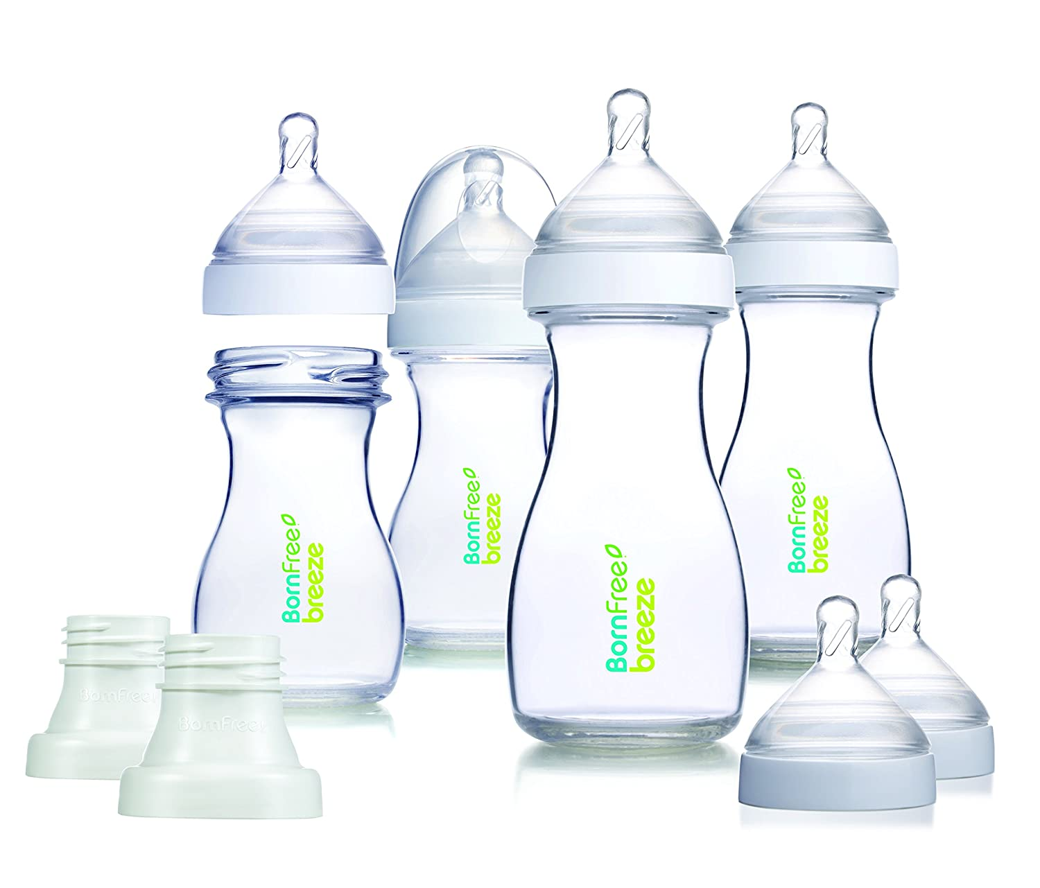 Born Free Breeze Plastic Bottle Gift Set Summer Infant 48296