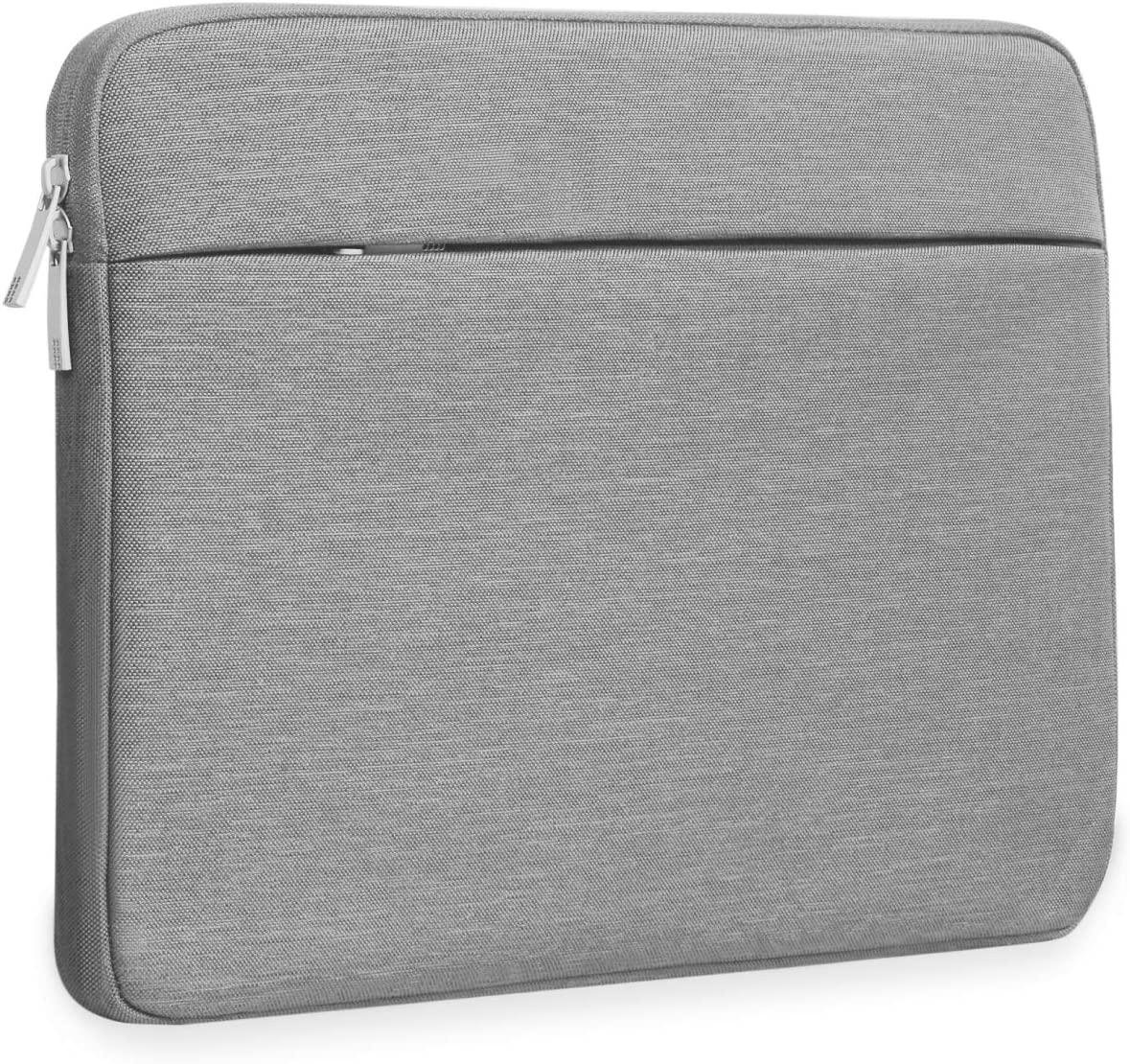 JIMISHA Laptop Sleeve Case Bag Compatible with 13-13.3 Inch MacBook Pro, MacBook Air, Notebook, Polyester Vertical Style Water Repellent Briefcase