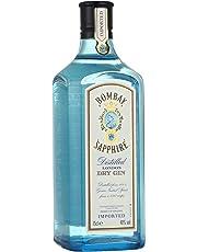 Ginebra Bombay Sapphire - 750 ml
