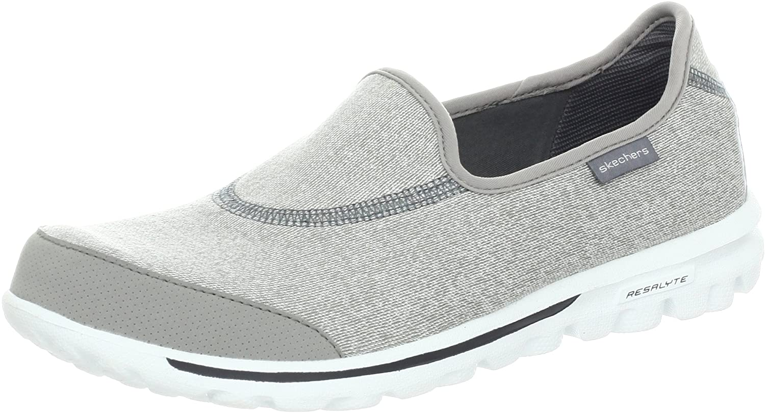 Skechers 13590 Go Walk 2 Trainer Gray