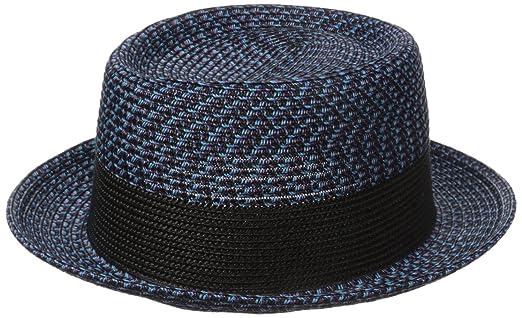 11706b5b91f967 Bailey of Hollywood Men's Telemannes Pork Pie Fedora Hat: Amazon.co.uk:  Clothing