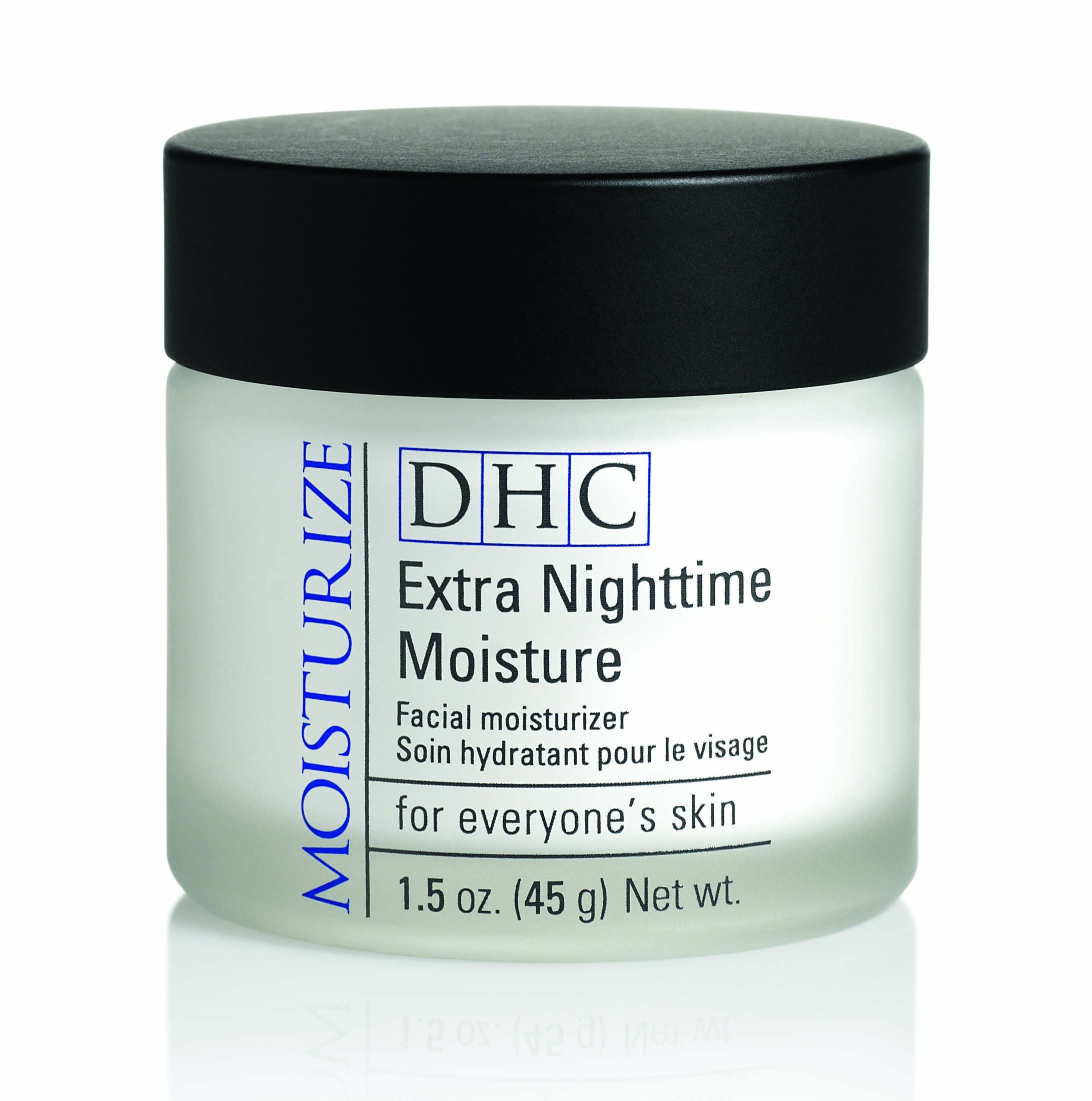 DHC Extra Nighttime Moisture, Intensive Face Cream, 1.5 oz.