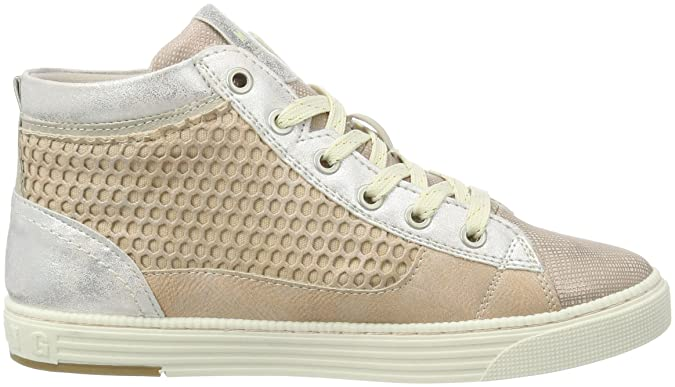 501 1246 Chaussures 506 Mustang Hautes Sneakers Femme 5gq11