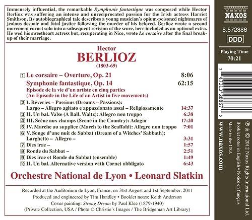 Hector Berlioz: symphonies + Lélio - Page 7 81mGtNfnaGL._SL500_