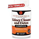 Kidney Cleanse & Detox Supplement Cranberry Extract Pills Kidney Care Supplement - 60 Capsules