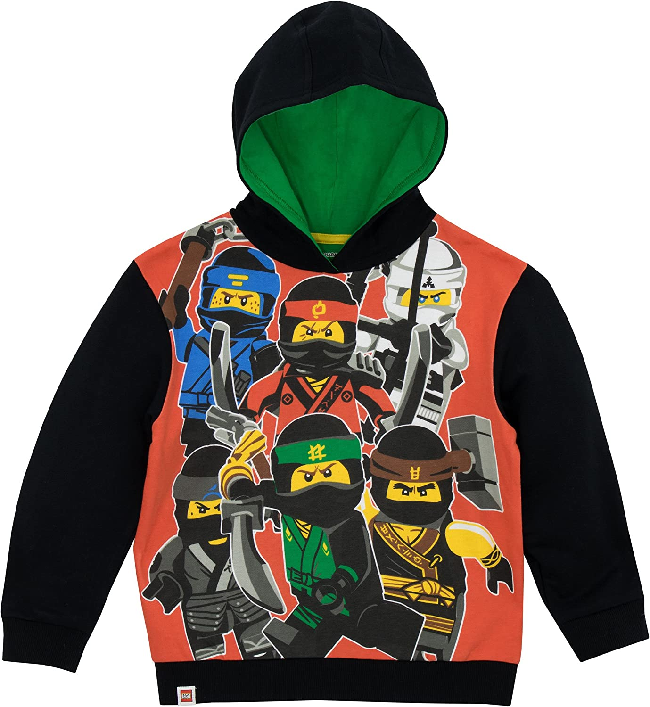 LEGO Ninjago Boys Ninjago Hoodie