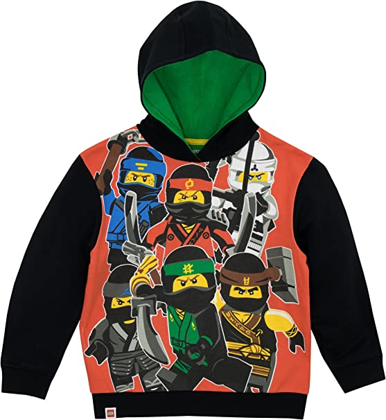 abbigliamento lego ninjago