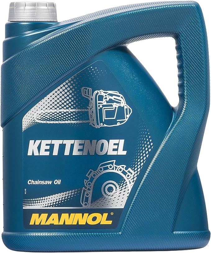 MANNOL kettenoel motorenöl, 4 L: Amazon.es: Coche y moto