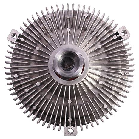 Visco Ventilador Ventilador embrague embrague Viscoelástica Visco embrague enfriador Ventilador Rueda de ventilador