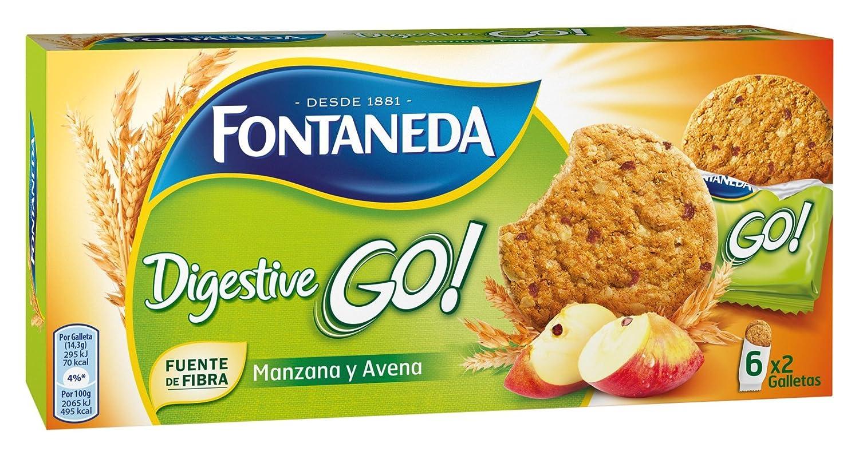 Fontaneda - Galleta Manzana: Amazon.es: Alimentación y bebidas