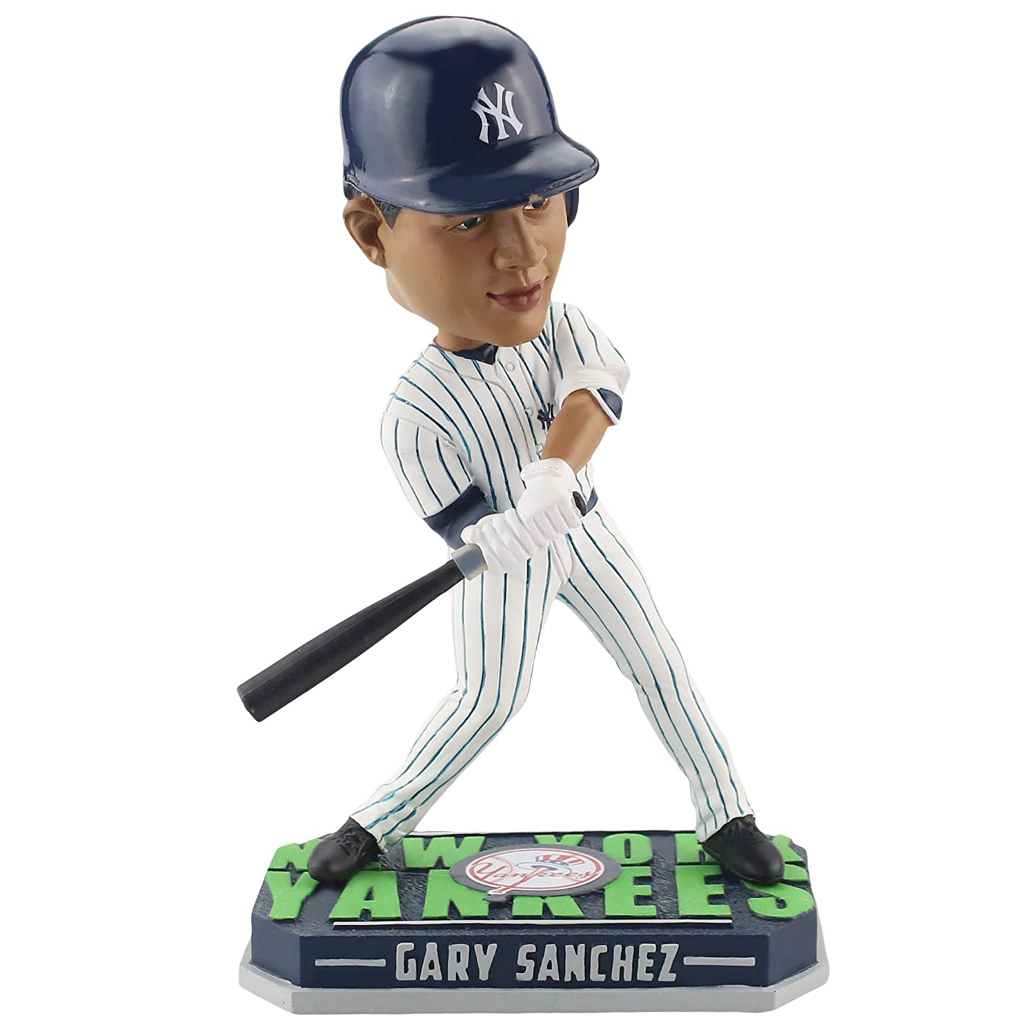 Gary Sanchez New York Yankees Glow in the Dark Special Edition Bobblehead MLB FOCO