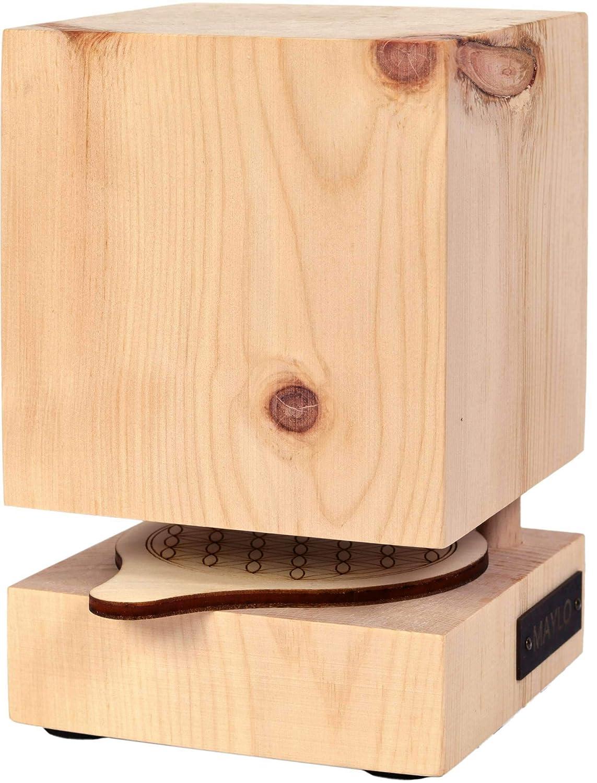 Duftlampe aus Zirbenholz für Ihren erholsamen Schlaf. Zirbenholz Produkte