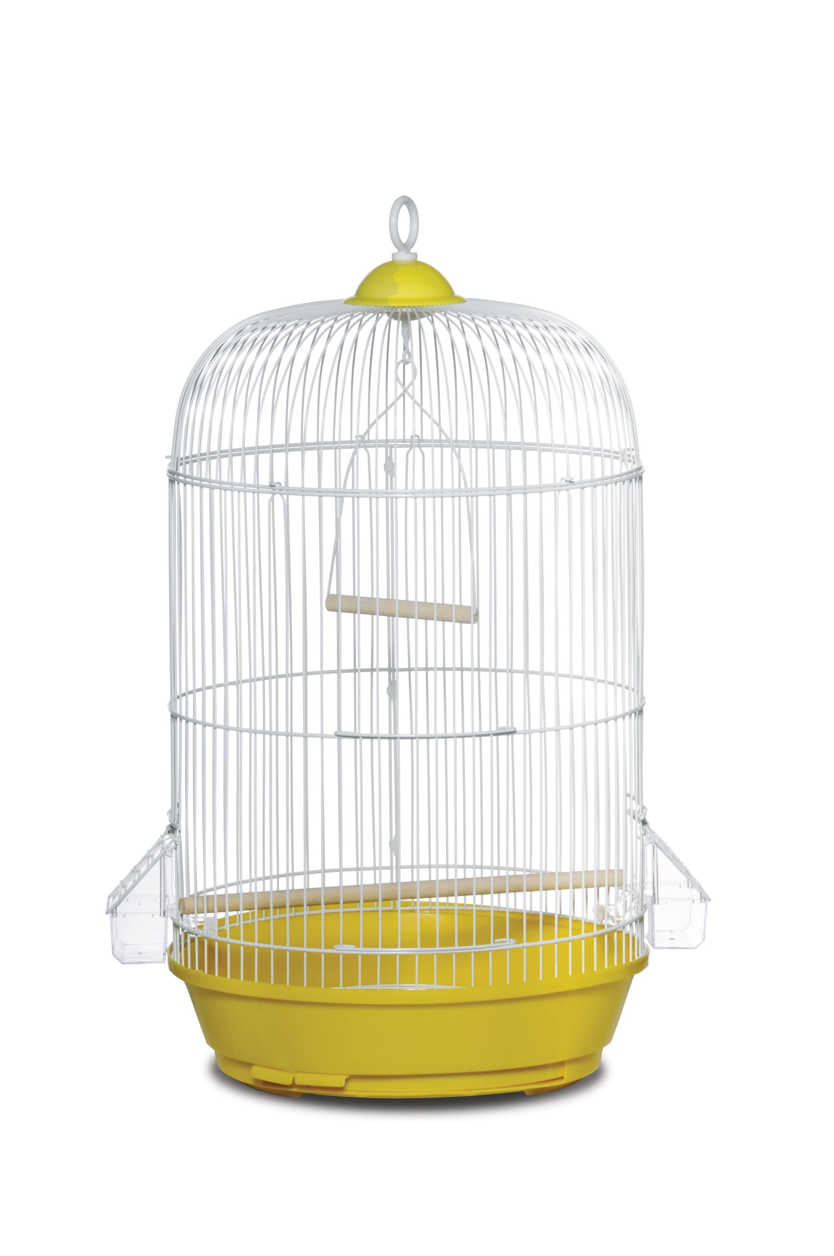 Prevue Hendryx SP31999Y Classic Round Bird Cage, Yellow by Prevue Hendryx