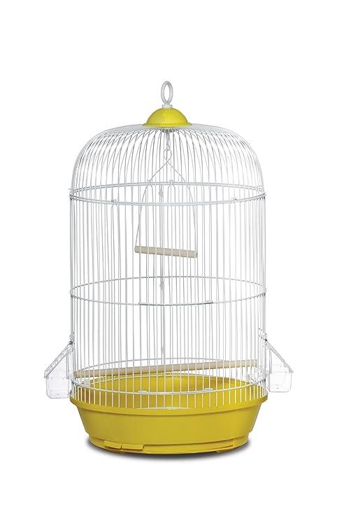 Prevue Hendryx sp31999y Classic Redondo de Jaula de pájaros, Color ...