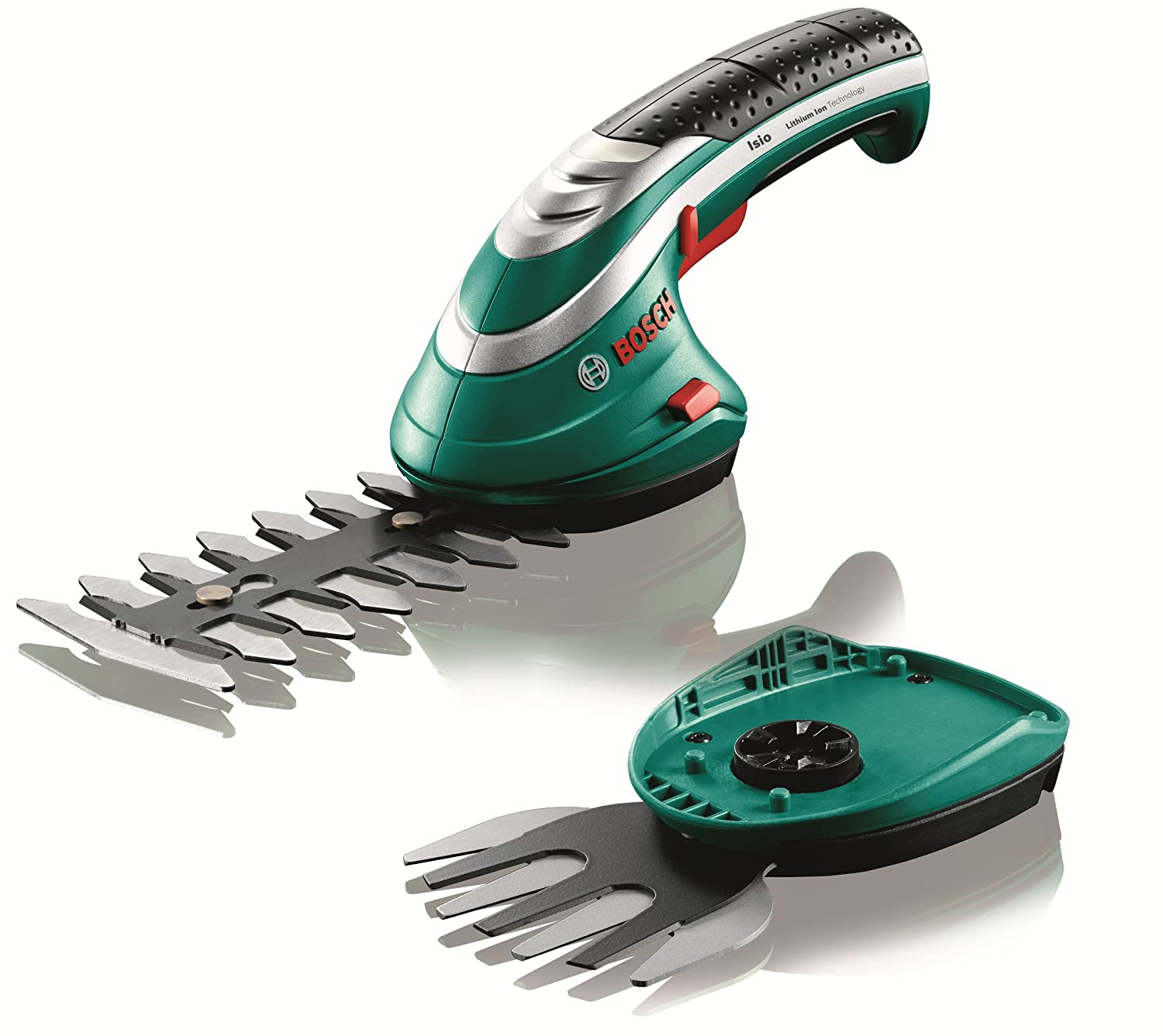 Bosch Cordless Edging and Shrub Shear Isio Set, 3.6 V, 1.5 Ah 600833172