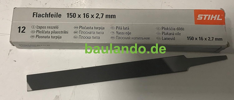 """5605 5206 Stihl Feile Holz Feilenhalter 6 x Rundfeile    3//8/""""   5,2 mm Feilenset"""