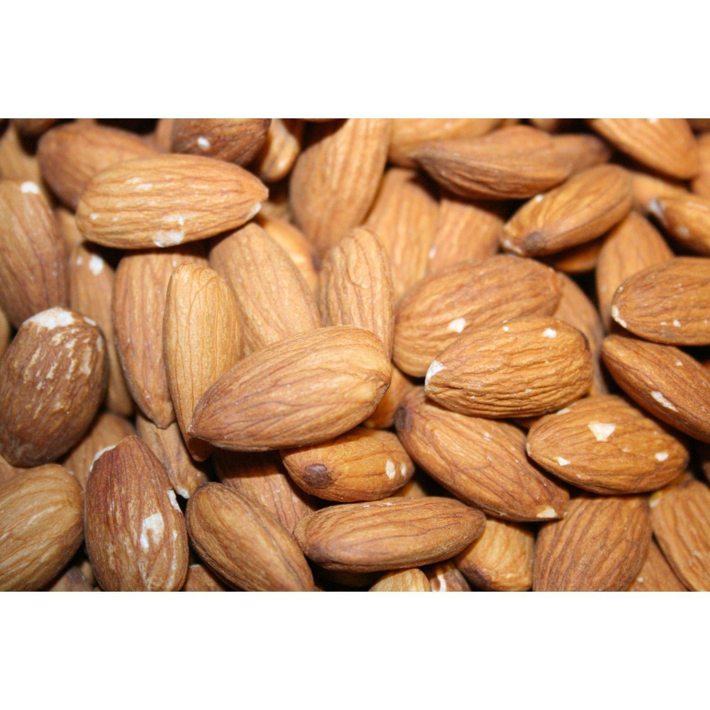 Raw Certified Organic California Almonds, 4lbs
