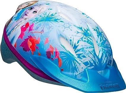 NEW Olaf Disney Frozen Bike Helmet Bell OLAF Bicycle Helmet by BELL