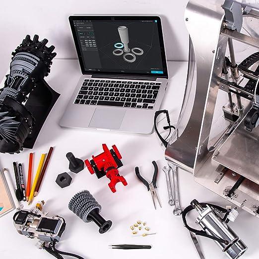 42 piezas de accesorios de impresora 3D incluyen 30 boquillas de ...